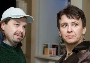 Оксана Забужко представила новый роман, над которым работала семь лет