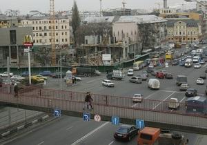 Власти ко Дню Независимости завершат строительство двух развязок в Киеве