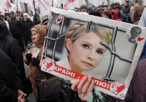 В больнице для Тимошенко сносят стены и устанавливают бронированные окна и двери