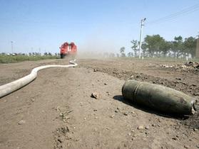 В Запорожской области под Новобогдановкой задержаны охотники за боеприпасами