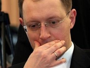 Яценюк: Новый спикер будет находиться между молотом и наковальней