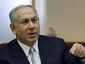 Премьер Израиля призвал палестинцев немедленно возобновить переговоры