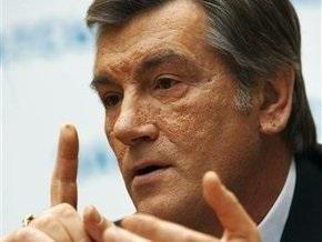 Ющенко рассказал о девальвации гривны и падении экономики