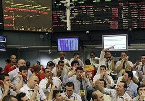 Рынки: Отсутствие покупателей снижает индексы