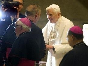 Делегация РПЦ пожаловалась папе Римскому на экспансию греко-католиков в Украине