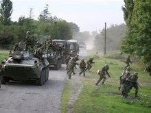 Абхазские войска вступили в верхнюю часть Кодорского ущелья