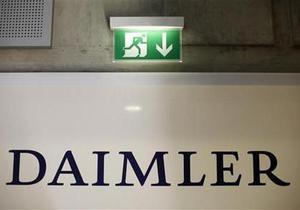 СМИ: Арабский инвестор Aabar избавляется от акций Daimler