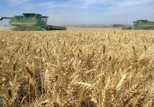 Аграрный фонд закупил 860 тысяч тонн зерновых нового урожая