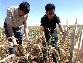 Более 4,5 миллионов человек страдают от недостатка питьевой воды в Китае