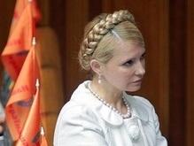 СМИ: Для отставки Тимошенко не хватает одного голоса
