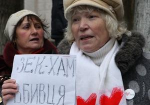 Батьківщина: Янукович планирует убить Тимошенко