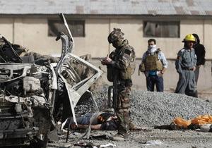 В Афганистане автобус с гостями свадьбы подорвался на бомбе. Есть погибшие