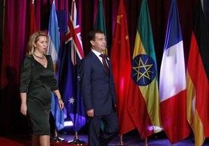 Россия может стать страной-хозяйкой ближайшего саммита G-20