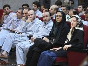 Обвиняемая в причастности к беспорядкам в Иране француженка признала свои ошибки