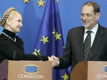ЕС поддержал идею Тимошенко о повышении транзитных ставок на газ для России