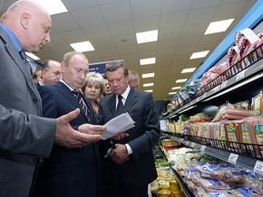 Данное Путину обещание снизить цены на мясо оказалось шуткой