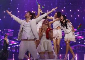 Фотогалерея: Вот так сюрприз. Азербайджан победил на Евровидении-2011