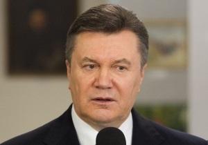Янукович объяснил, почему Украина не может вступить в Таможенный союз