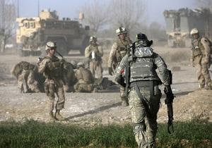 В Афганистане погибли двое солдат НАТО