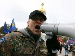 Во Львове прошла премьера фильма Бандеровцы