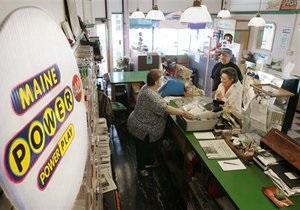 Американка в четвертый раз выиграла миллионый джек-пот в лотерею