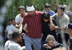Жертвами погромов в Кыргызстане стали 138 человек