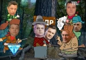 Новое Сухолучье для Януковича. СМИ проанализировали выделение крымских охотугодий фирме Кедр