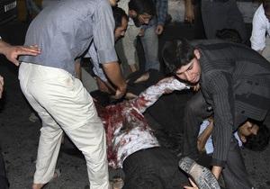 Жертвами взрывов в Иране стали 27 человек