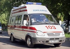 В Киеве мотоциклист сбил 12-летнего ребенка и скрылся