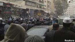 Правительство Сирии  разваливается из-за санкций