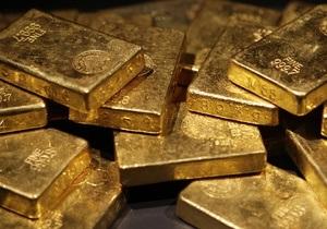 Стоимость золота - Стоимость золота обрушилась на фоне негативных прогнозов из Китая и опасений инвесторов