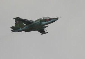 В Беларуси приостановили полеты всей военной авиации после крушения Су-25