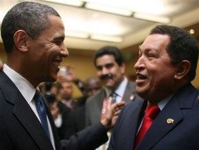 Чавес призвал Обаму присоединиться к социализму