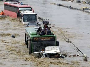 Жертвами наводнения в Турции стали 23 человека