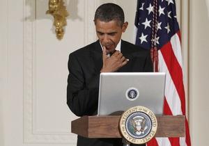 Обама ответил на вопросы пользователей Twitter