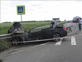 Луценко: Все участники ДТП, в котором погиб сын Герман, были трезвыми