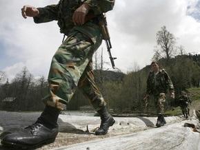 Югоосетинские пограничники задержали 16 граждан Грузии