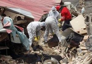 Ураганный ветер в Китае привел к гибели более двадцати человек