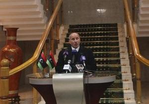 Глава ПНС: Роспуск Переходного национального совета Ливии приведет к гражданской войне