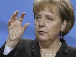Меркель настаивает на введении новых санкций против Ирана
