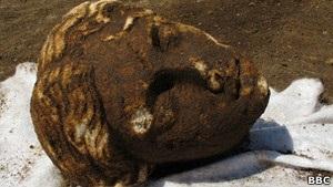 В Италии нашли римские статуи персонажей Овидия