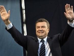 Янукович: Мы не хотим никаких политических игр или игрищ