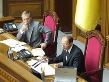 Сегодня парламент не будет избирать нового спикера