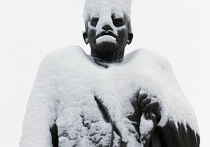 Новости Херсона - В Херсоне ночью был разрушен памятник Ленину