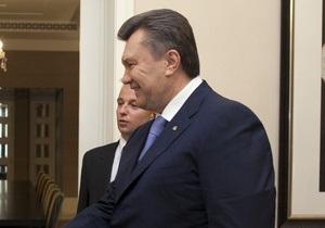 Янукович: Киев готов выделить помещение для посольства Иордании