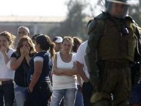 Пожар в тюрьме Чили: 10 заключенных погибли
