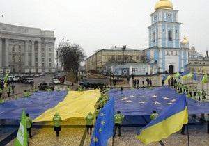 Депутат Европарламента: Украине необходимо дать шанс