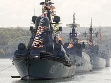 Генштаб России считает позицию Украины по поводу российских кораблей неофициальной