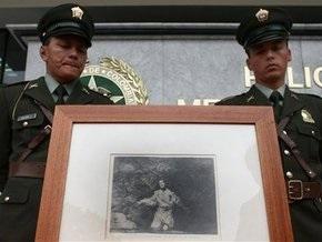 Найдено похищенное в Колумбии полотно Гойи