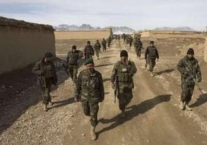 Переодетый полицейским смертник взорвал американскую базу в Афганистане